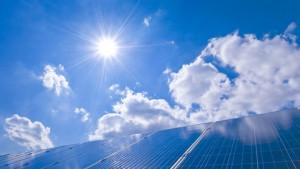 solar farm - largest in western Canada