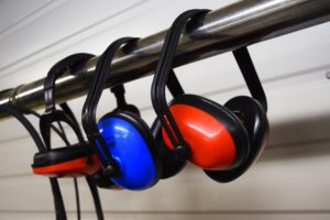 health and safety hearing protection devices