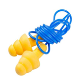 Ear plugs for hearing protection